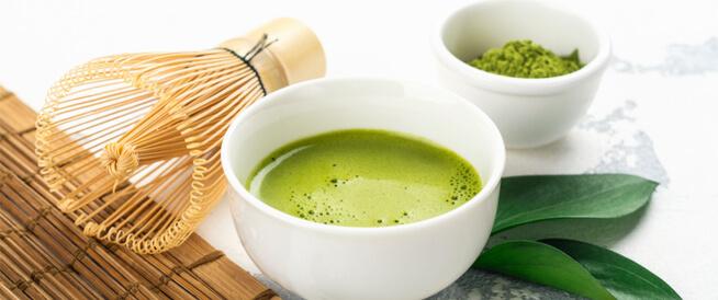 فوائد شاي الماتشا